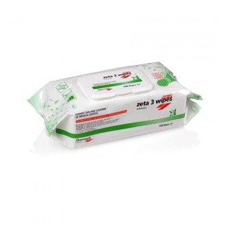 Zeta 3 Wipes POP-UP - Boîte de 100 lingettes Zhermack