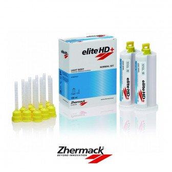 Elite HD+ base et catalyseur 2x50ml Zhermack