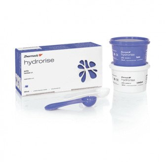 Hydrorise Putty - base + catalyseur 2x300ml Zhermack