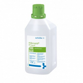Mikrozid AF liquid flacon de 1L Schülke