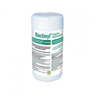 Bactinyl Boîte de 120 lingettes désinfectantes Laboratoire Garcin