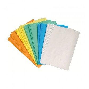 Serviettes protection plateaux - Boite de 250 Medistock
