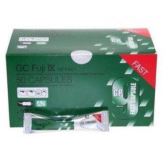 Fuji IX GP Fast Coffret 50 capsules GC