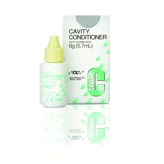 Cavity conditioner flacon de 5,7 ml de liquide GC