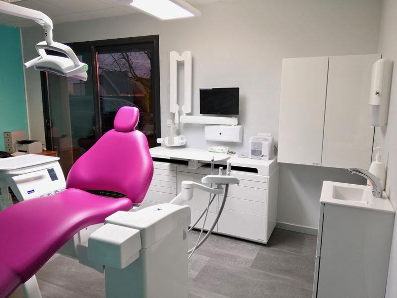 Aménagement de Cabinet Dentaire par Safir Dentaire